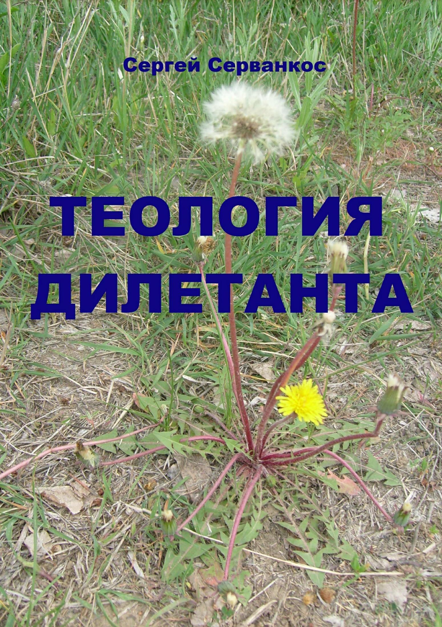 купить Сергей Иванович Серванкос Теология дилетанта по цене 49.9 рублей
