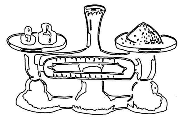 Безглютеновый хлеб из гречневой муки