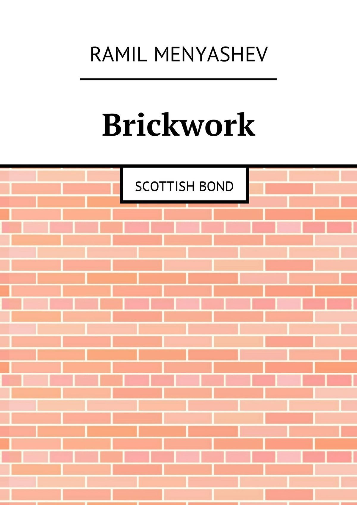 Ramil Menyashev Brickwork. Scottish bond this are not what you see when you order please let me know the color