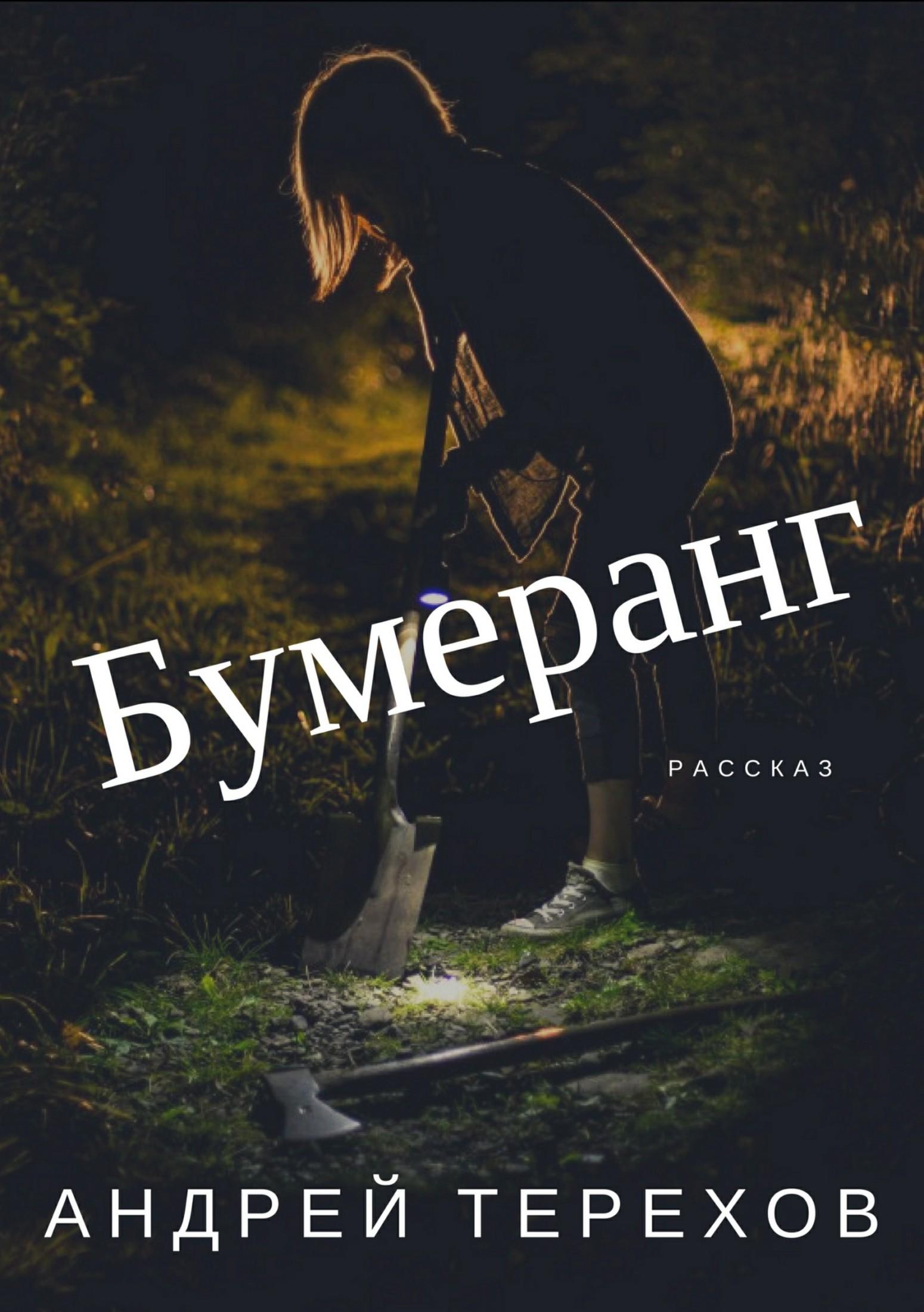 Андрей Сергеевич Терехов. Бумеранг