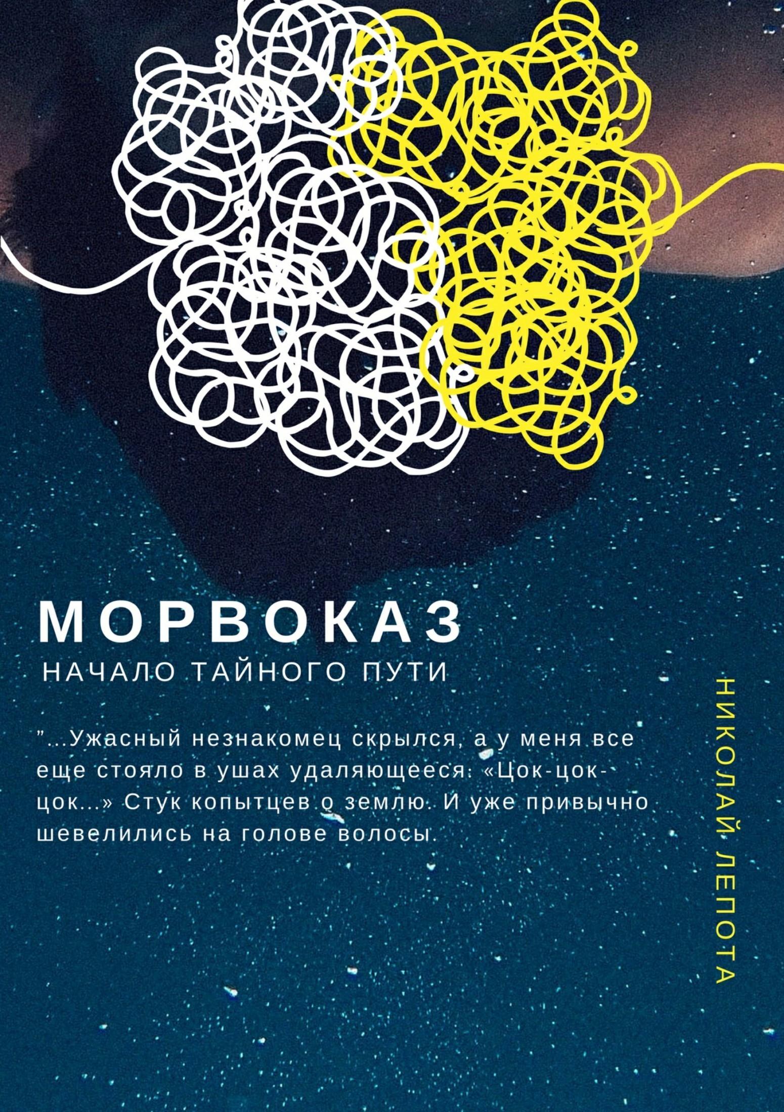 Николай Лепота - Морвоказ. Начало тайного пути