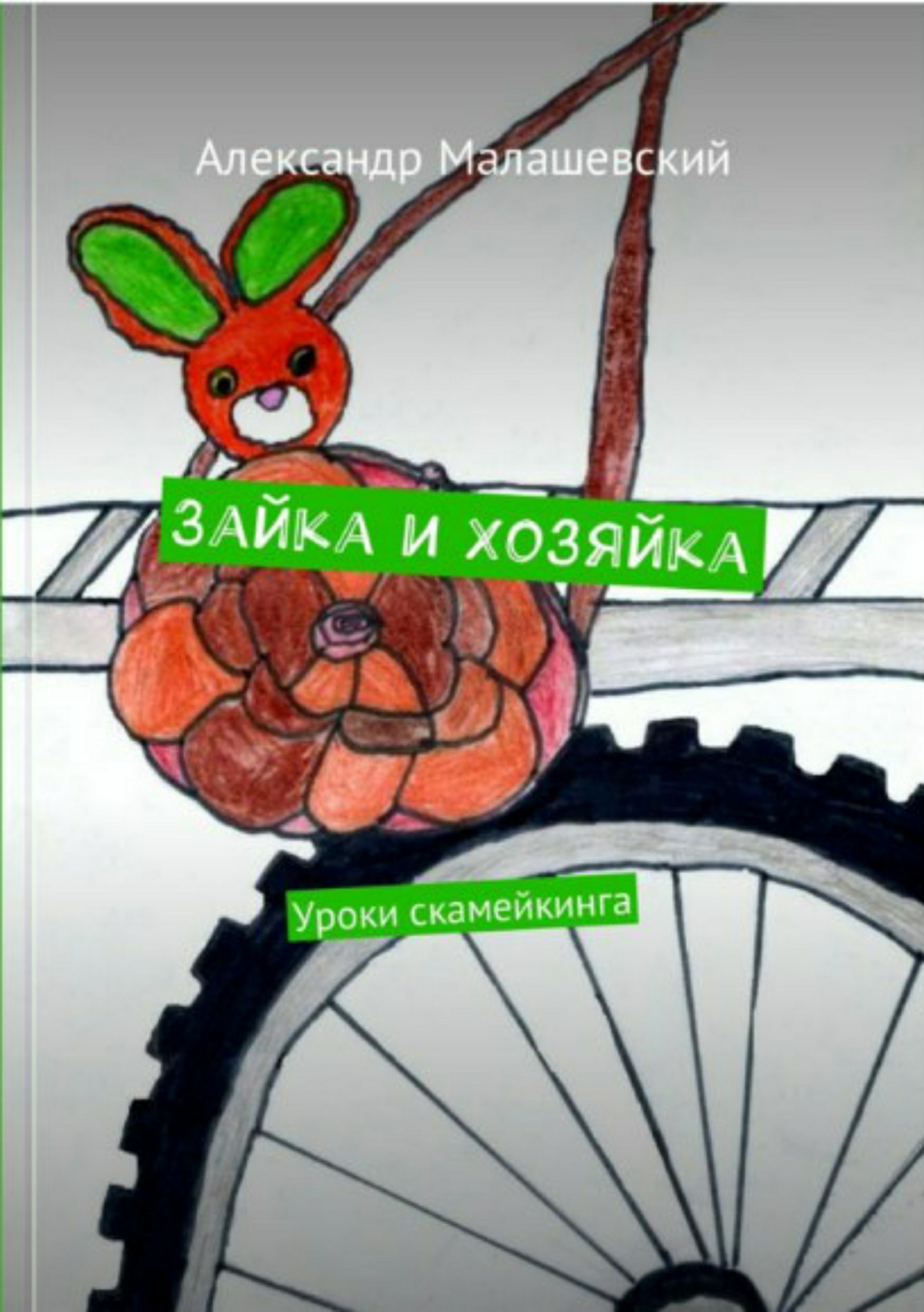 Александр Малашевский - Зайка и Хозяйка. Уроки скамейкинга