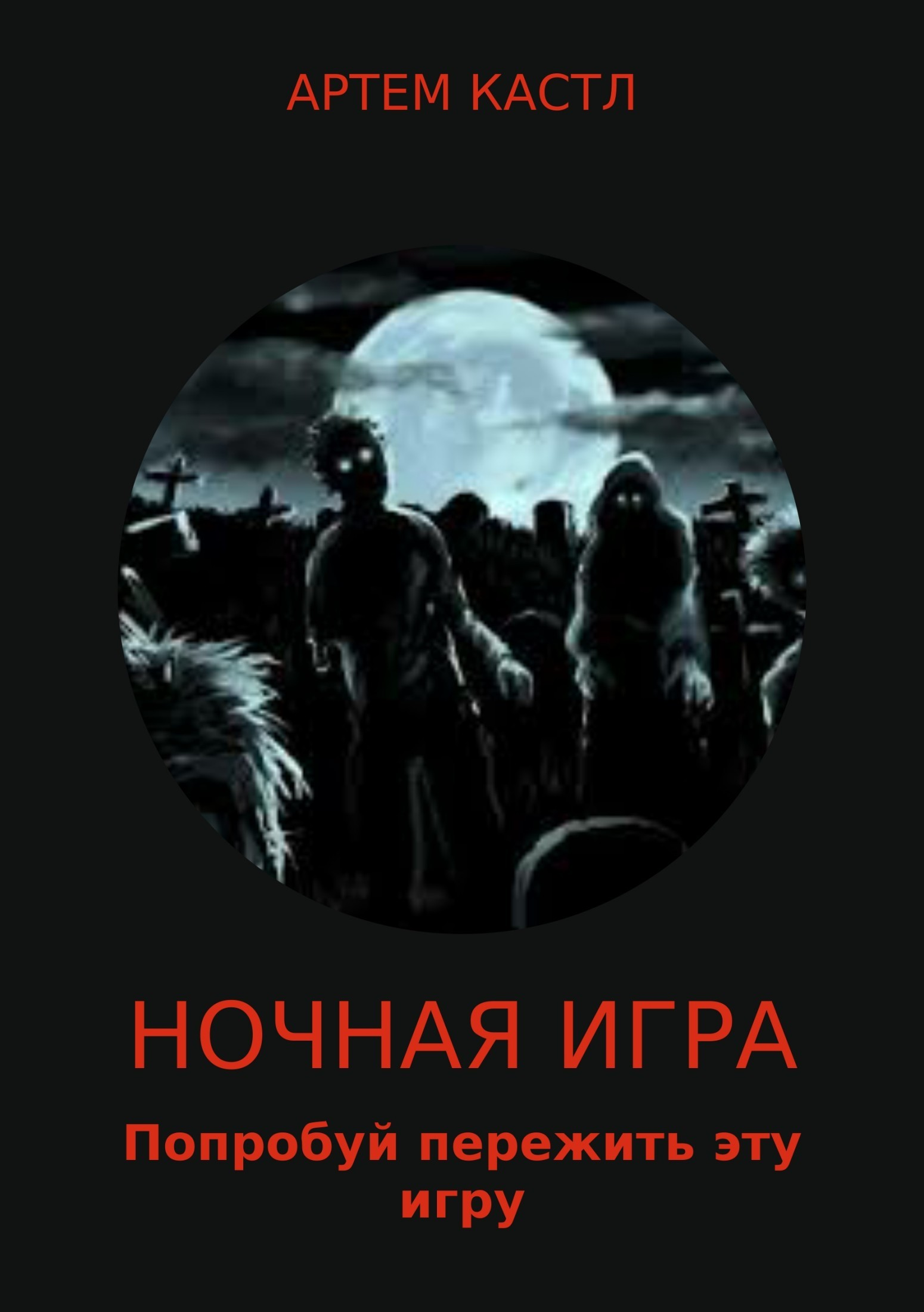 Артем Кастл. Ночная игра