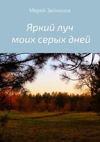 Мерей Болатовна Зейнолла - Яркий луч моих серых дней