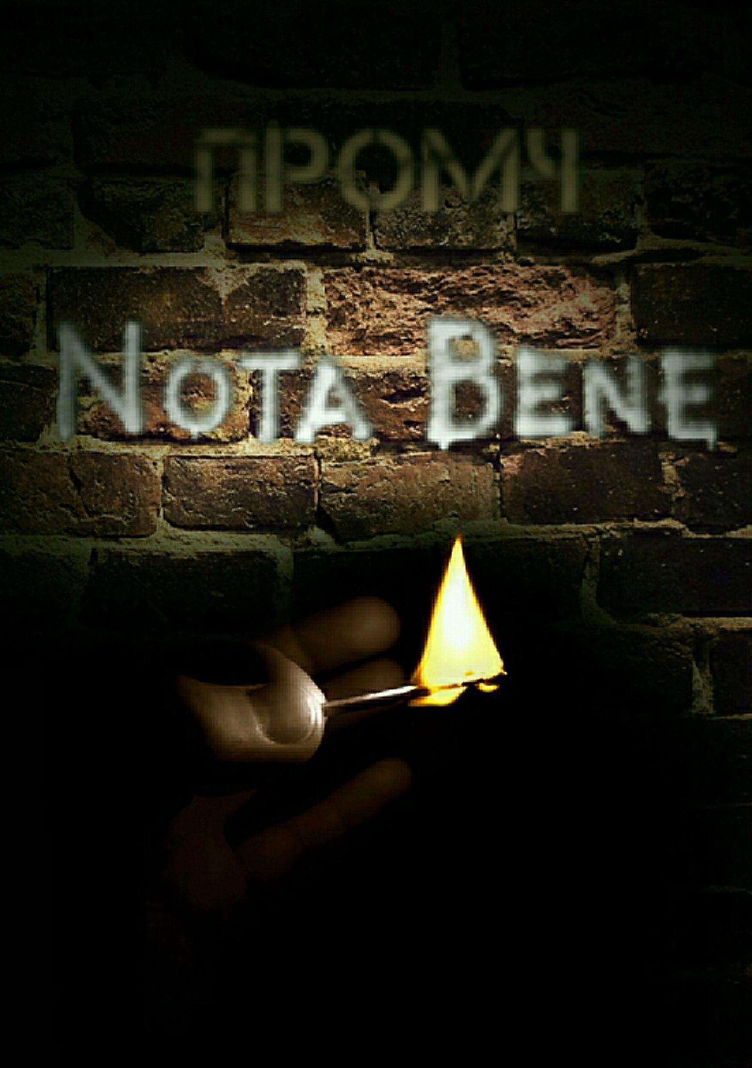 Промч Nota Bene. Сборник стихотворений детство лидера