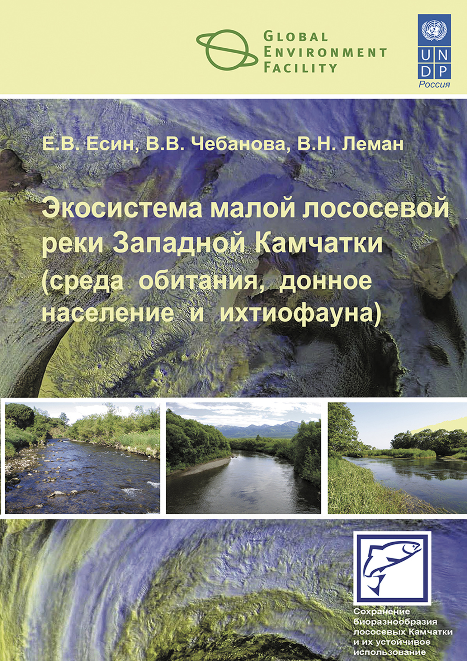 В. Н. Леман. Экосистема малой лососевой реки Западной Камчатки (среда обитания, донное население и ихтиофауна)