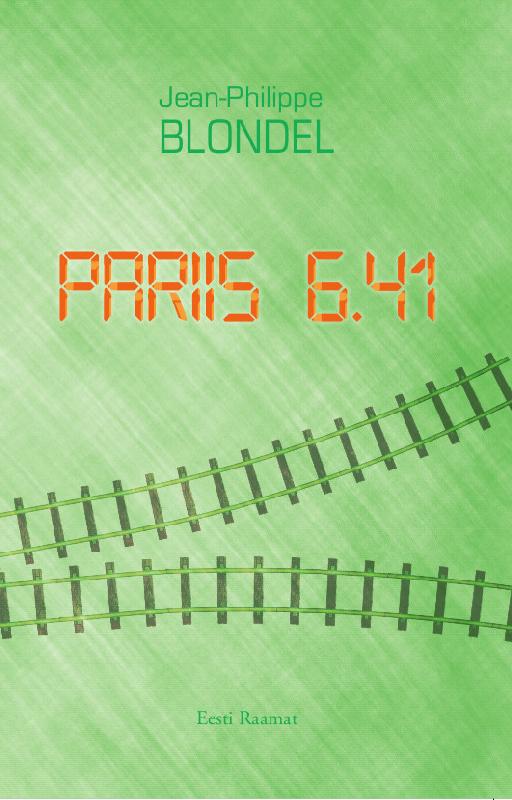 Jean-Philippe Blondel Pariis 6.41 pierre et jean