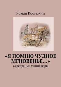 Роман Валентинович Костюхин - «Я помню чудное мгновенье…». Cеребряные миниатюры