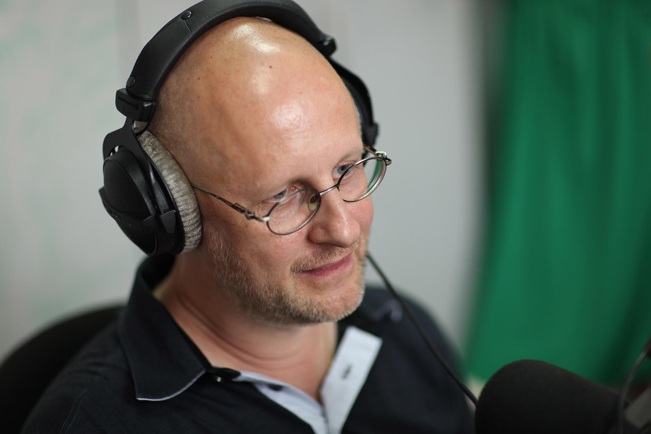Дмитрий Goblin Пучков. Интервью на радио Шансон