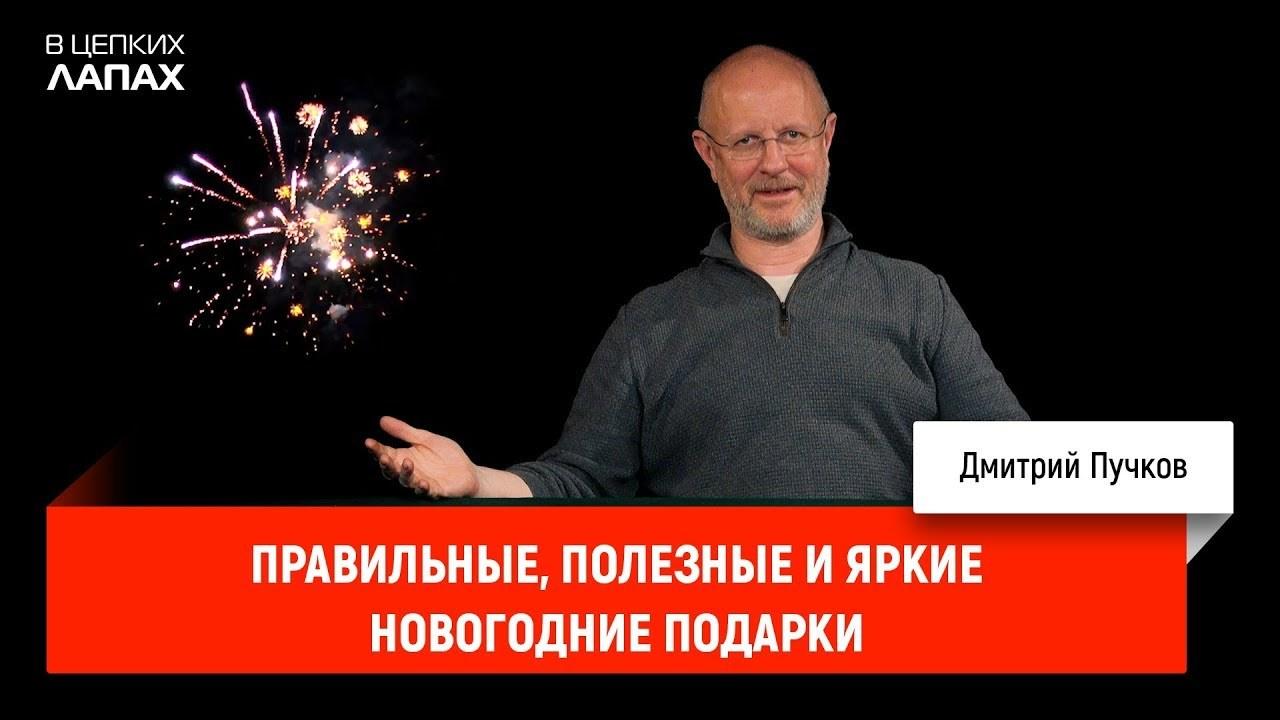 Фото Дмитрий Goblin Пучков Правильные, полезные и яркие новогодние подарки