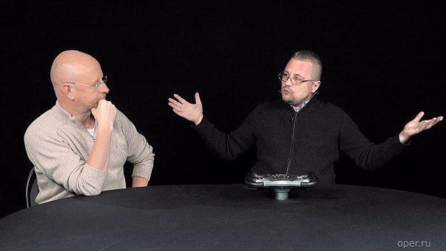 Дмитрий Goblin Пучков. Николай Косарецкий про джойстики и рули компании Defender