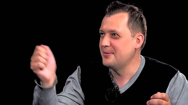Дмитрий Goblin Пучков Егор Яковлев, беседа о нацизме номер 3