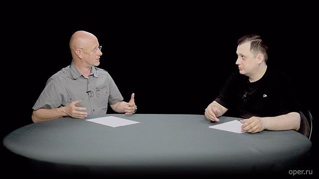 Дмитрий Goblin Пучков Егор Яковлев, продолжение бесед о нацизме