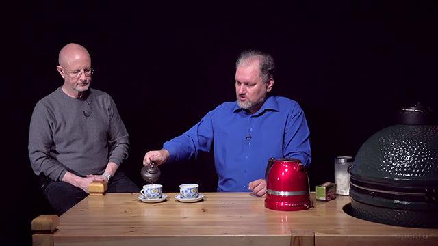 Дмитрий Goblin Пучков Борис Юлин про чай. Часть 2 дмитрий goblin пучков никита 4ce котков об истории киберспорта часть 2