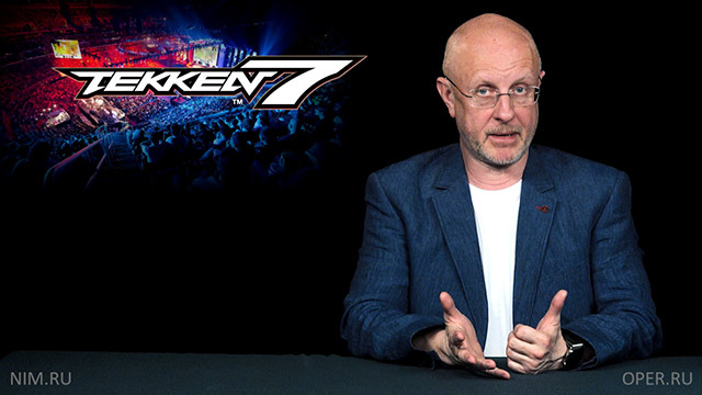 Дмитрий Goblin Пучков Tekken 7, Ведьмак и картишки, Far Cry 5