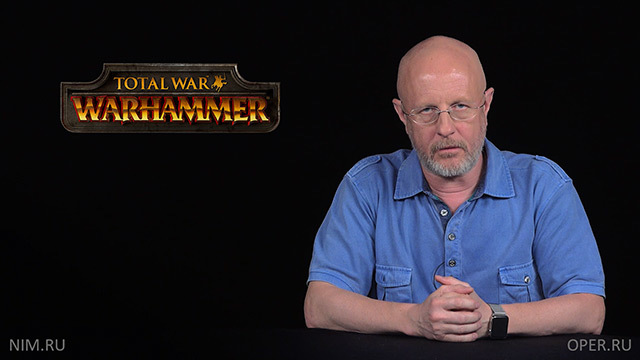 Дмитрий Goblin Пучков Total War: Warhammer total war warhammer набор рас воины хаоса цифровая версия