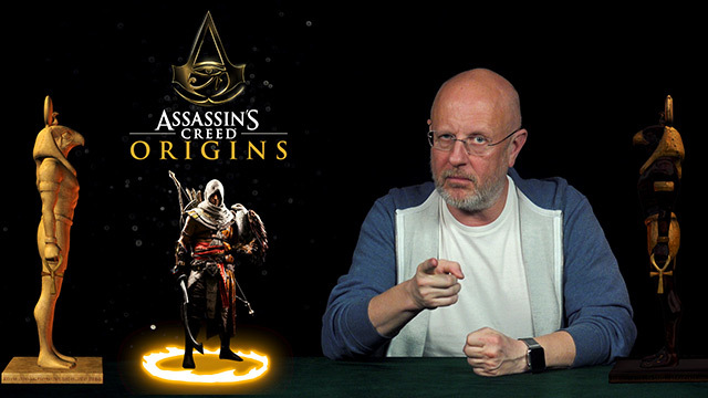 Дмитрий Goblin Пучков Египетская сила Assassin's Creed Origins hyatt regency origins origins 30ml
