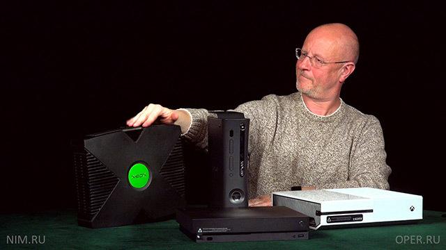 Дмитрий Goblin Пучков Xbox One X или игровой ПК – что выбрать? ноутбук acer predator g9 793 73ds 17 3 intel core i7 6700hq 2 6ггц 32гб 1000гб 256гб ssd nvidia geforce gtx 1060 6144 мб dvd rw linux nh q1aer 009 черный