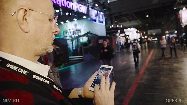 Дмитрий Goblin Пучков Парижские каникулы, смартфон и планшет из Европы смартфон