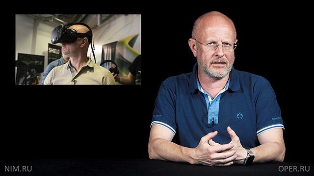Дмитрий Goblin Пучков Vive - шлем виртуальной реальности от создателей Half-Life ytekshee video ot htc pokazyvaet smartfon vive