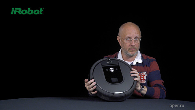 Дмитрий Goblin Пучков Пылесосы iRobot Scooba 450 и Roomba 960 пылесосы