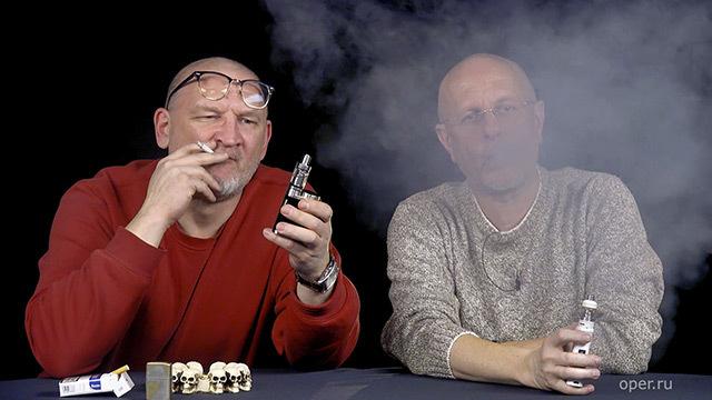 Дмитрий Goblin Пучков Вэйпинг и электронные сигареты