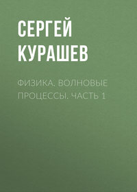 Сергей Курашев - Физика. Волновые процессы. Часть 1