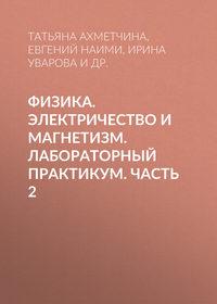 Евгений Наими - Физика. Электричество и магнетизм. Лабораторный практикум. Часть 2