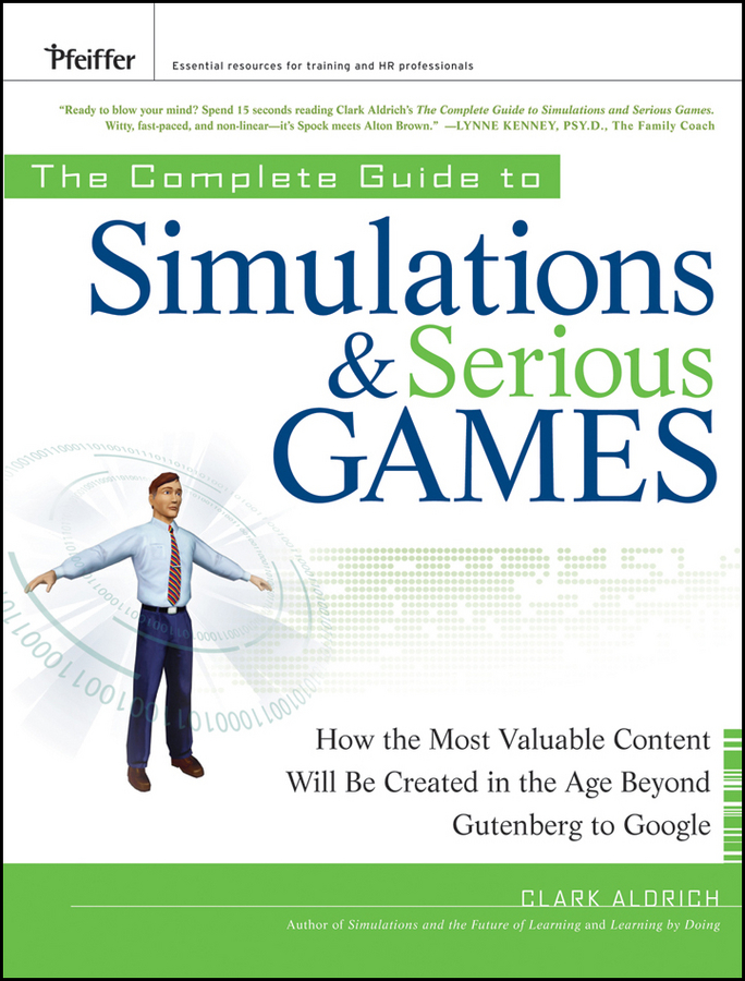 Clark Aldrich The Complete Guide to Simulations and Serious Games. How the Most Valuable Content Will be Created in the Age Beyond Gutenberg to Google data frog mini 8 bit video game console built in 89 classic games plug and play