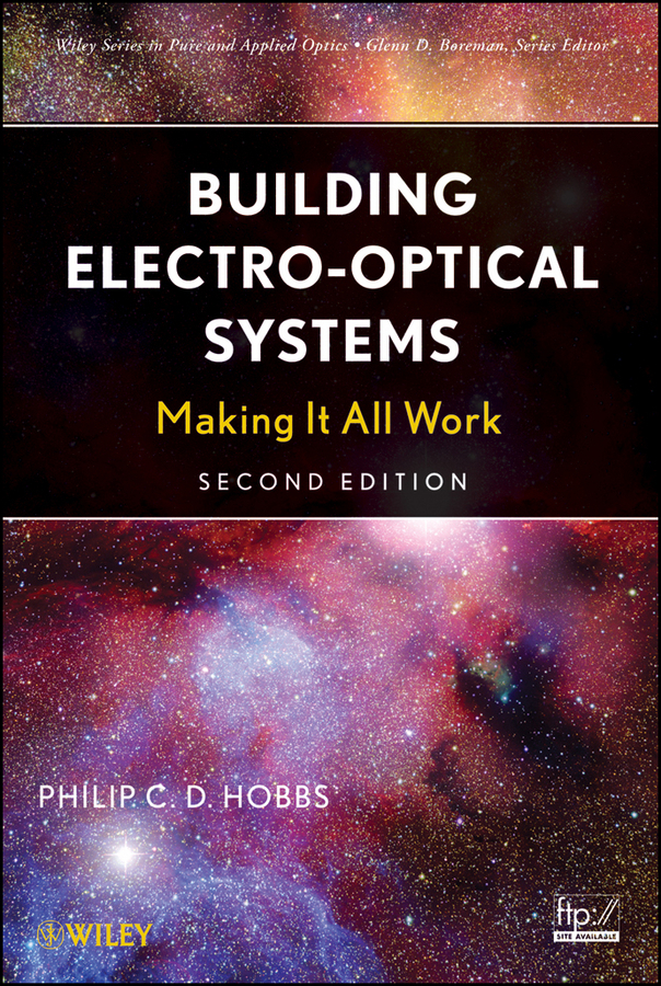 Philip C. D. Hobbs Building Electro-Optical Systems. Making It all Work electro voice electro voice tx1181