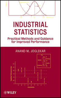 Anand Joglekar M. - Industrial Statistics. Practical Methods and Guidance for Improved Performance
