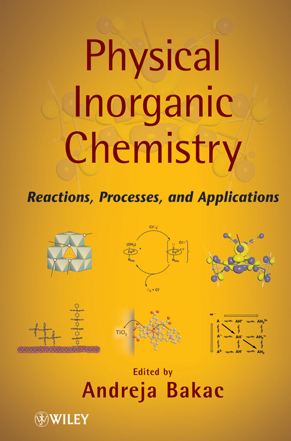 Andreja Bakac Physical Inorganic Chemistry. Reactions, Processes, and Applications models atomic orbital of ethylene molecular modeling chemistry teaching supplies