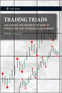 Felipe  Tudela - Trading Triads. Unlocking the Secrets of Market Structure and Trading in Any Market