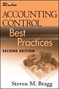 Steven Bragg M. - Accounting Control Best Practices