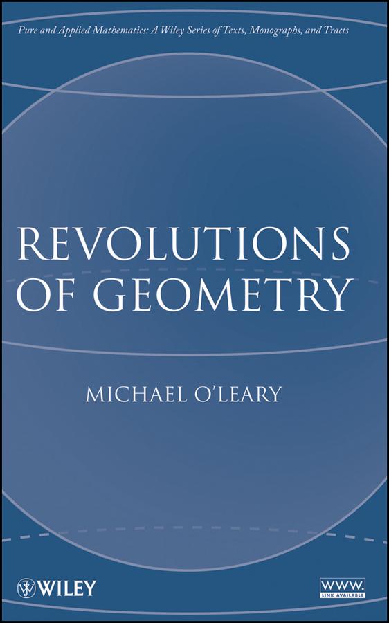 Michael O'Leary L. Revolutions of Geometry faux opal geometric earrings