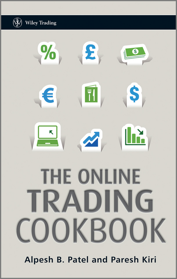 Alpesh Patel The Online Trading Cookbook, цена и фото
