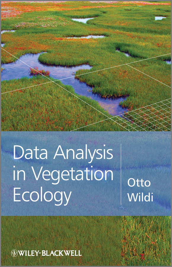 Otto  Wildi Data Analysis in Vegetation Ecology culinary calculations