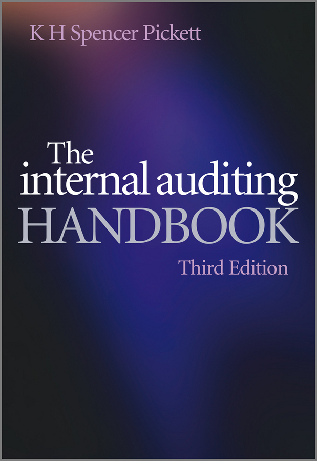 K. H. Spencer Pickett The Internal Auditing Handbook hansen karen civil engineer s handbook of professional practice