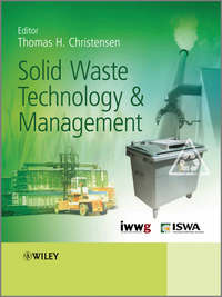 Thomas  Christensen - Solid Waste Technology and Management