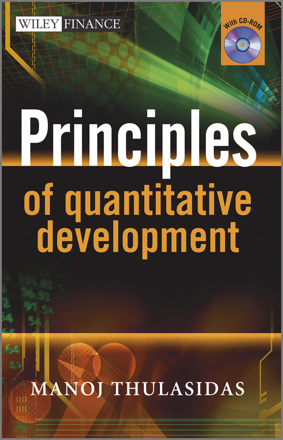 Manoj Thulasidas Principles of Quantitative Development