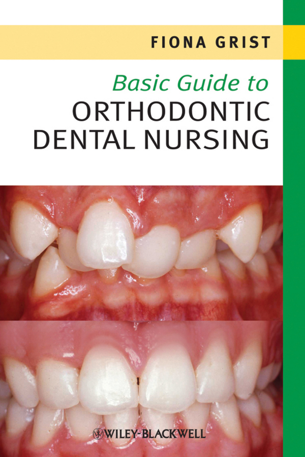 Fiona Grist Basic Guide to Orthodontic Dental Nursing ISBN: 9781444325539 dental simple head model apply to the oral cavity simulation training fixed on the dental chair for any position practice