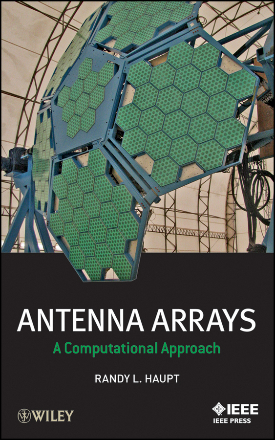 Randy Haupt L. Antenna Arrays. A Computational Approach d k1 5cm mini short antenna sma k 400 470mhz uhf antennas for walkie talkie black 3 pcs