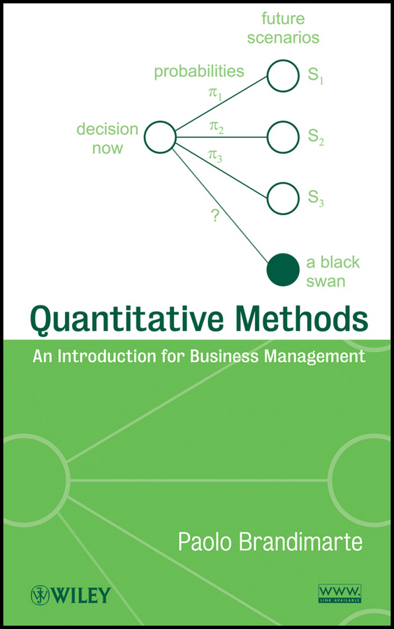 Paolo Brandimarte Quantitative Methods. An Introduction for Business Management ISBN: 9781118023457 introduction to business research methods