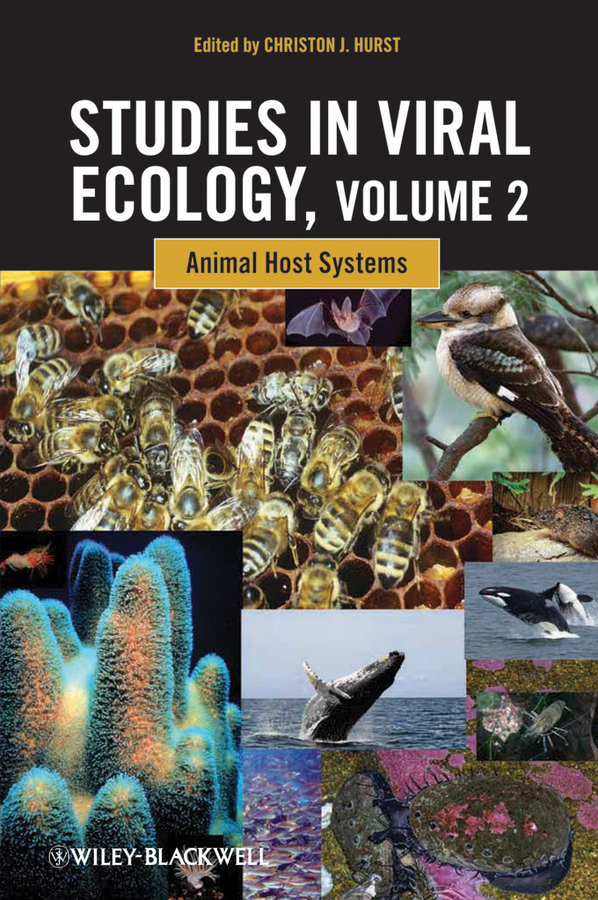 Christon Hurst J. Studies in Viral Ecology. Animal Host Systems
