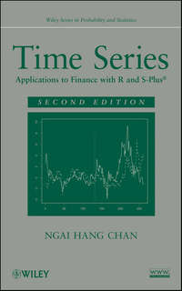 Ngai Chan Hang - Time Series. Applications to Finance with R and S-Plus