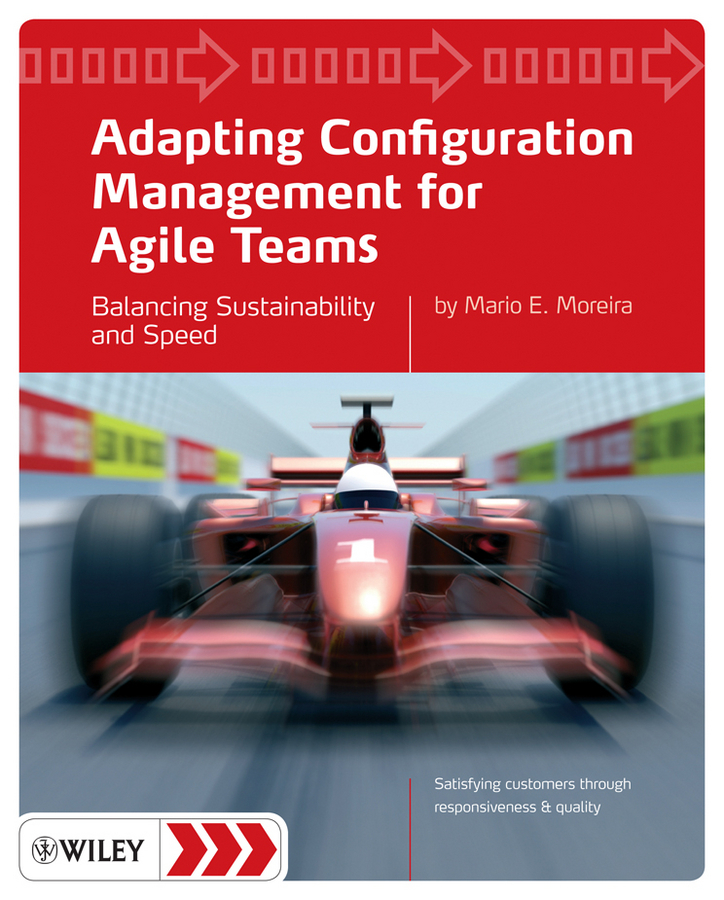 Mario Moreira E. Adapting Configuration Management for Agile Teams. Balancing Sustainability and Speed smoking its effect management and treatment