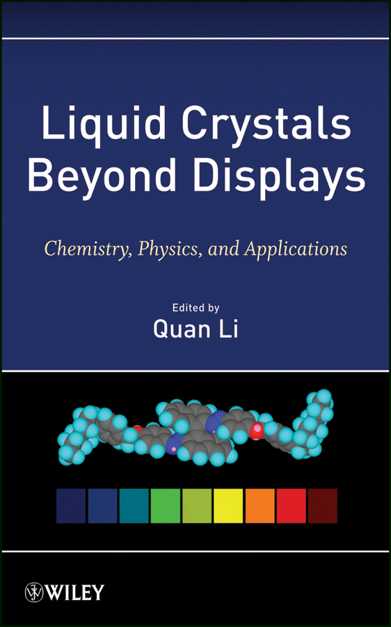 Quan Li Liquid Crystals Beyond Displays. Chemistry, Physics, and Applications models atomic orbital of ethylene molecular modeling chemistry teaching supplies