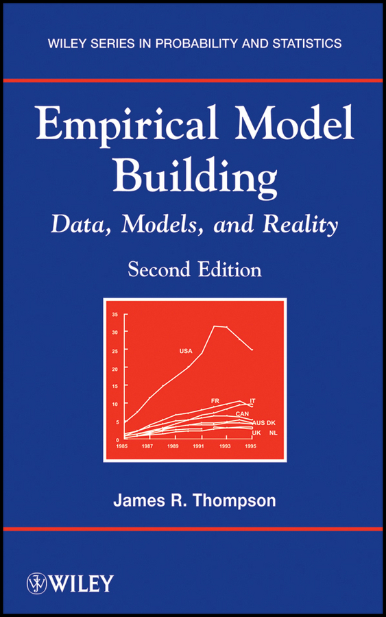 James Thompson R. Empirical Model Building. Data, Models, and Reality
