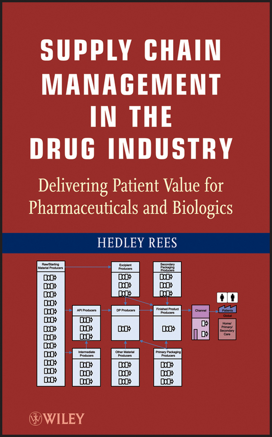 Hedley Rees Supply Chain Management in the Drug Industry. Delivering Patient Value for Pharmaceuticals and Biologics ISBN: 9780470920534 registration