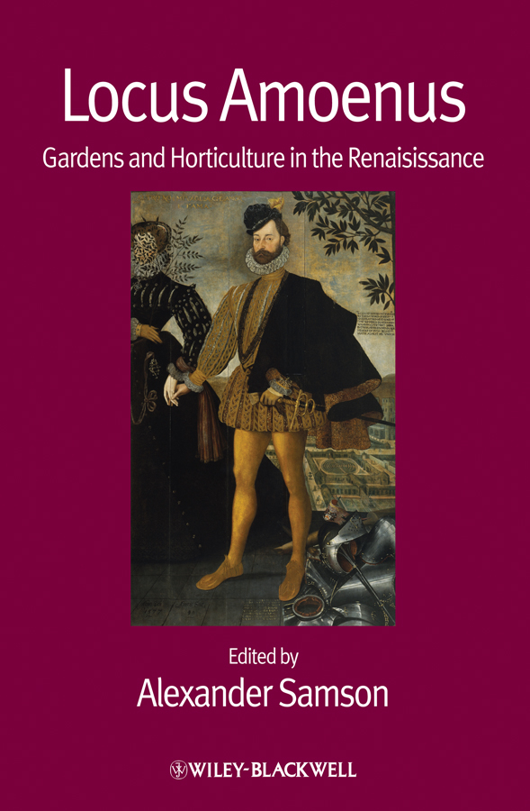 Alexander Samson Locus Amoenus. Gardens and Horticulture in the Renaissance impact of groundwater recharge on the surrounding environment